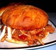 Spicy Pork Sandwiches