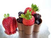 Chocolate with Summer Fruits