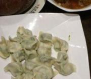 Thai dumplings