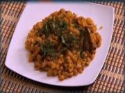 Punjabi Sukhi Dal- Indian Food