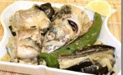 Homemade Ginataang Mackerel