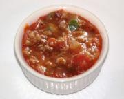 Turkey Soup Creole Style