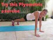 Plyometrics Exercise Superset