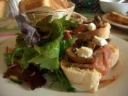 Leek Dressing — Leek Salad