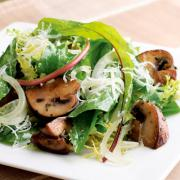 Delicious Honey Mushroom Salad