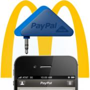 PayPal holds on to McDonald's for better business.