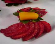 How to Make Strawberry Fan