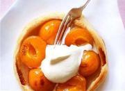 Apricot Brandy Cream