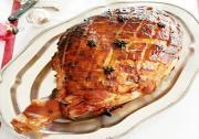 Glazed Ham A La Orange