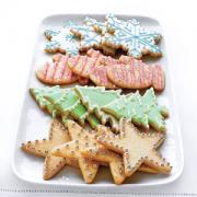 enjoy the festive gluten free cookies