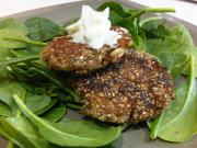 Healthy Cooking - Salmon Croquettes