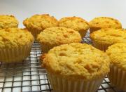 Grits Cornmeal Muffins