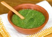 Asian Spinach Sauce