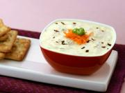 Veg Cream Cheese Dip