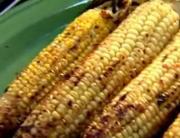 Cambodian Grilled Corn : Steve Raichlen