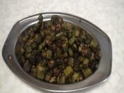Bhindi Sabji - Bhinda Nu Shak - Okra Curry