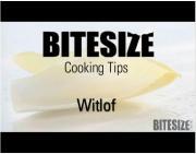 Witlof Using