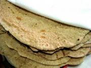 Mixed Flour Flatbread