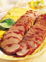 BBQ Pork tenderloins are arguably the most tender and healthy cuts of pork