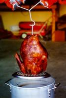 Deep frying turkey at home for next Thanksgiving can be a real treat for your family