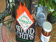 Tabasco Oak Wood Chips
