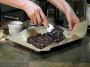 Crispy Nutty Chocolaty Brittle