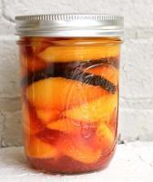 Cardamom Peach Pickle