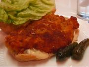 Betty's Fried Chicken Cutlet Sandwich