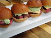 Superbowl Recipe - Tri-Tip Sliders on the Pit Barrel Cooker with Chimichurri Aioli