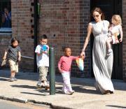 Angelina Jolie's kids eat Junk Food!