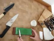 How To Sharpen Knives On Whetstone