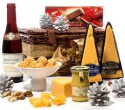 tips for making a cheese gift basket