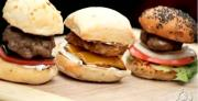 Homemade Gourmet Sliders