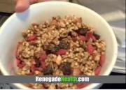 Raw Granola