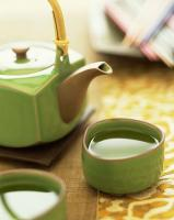 Green tea has lesser caffeine content when compared to black tea