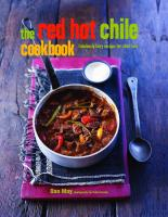 The Red Hot Chilli Cookbook