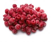 Picking, cleaning, freezing, and preserving wild raspberries - an enchanting summer project!