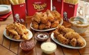 Delicious Chicken of KFC
