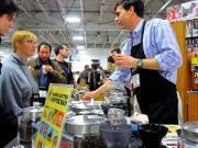 Minneapolis Coffee Fest 2010 - Coffee, Aroma, business