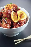 Currant Orange Chicken