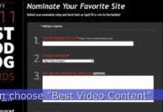 Vote for Saveur's Best Food Blog Awards