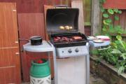 Grill Set Up