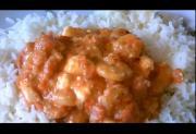 Greek Style Pan Fried Shrimps