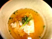 Consomme with Rice