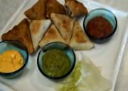 Mexican Samosa- Indo Mexican - Fusion