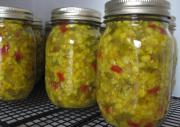 Corn Relish With White Vinegar