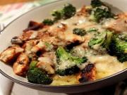 Chicken and Broccoli Dish