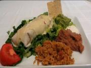 Lynn's Beef Burritos