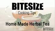 Home Made Herbal Tea