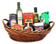 Greek gift basket ideas